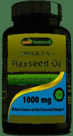 Best Naturals Flax Seed Oil Soft Gels