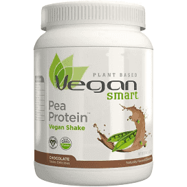Vegan Smart  Pea Protein Chocolate