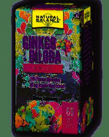 Nature Balance Ginkgo Biloba 60 Caps
