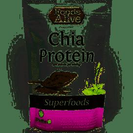 Food Alive Chia Protein Powder 8 Oz