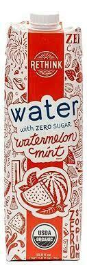 Rethink Water Watermelon Mint
