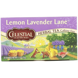 Celestial Seasonings Lemon Lavender Lane Herbal Tea