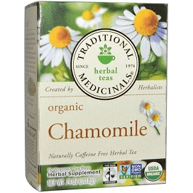 Traditional Medicinal Tea- Chamomile