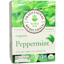 Traditional Medicinal Tea- Peppermint