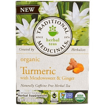 Traditional Medicinal Tea- Turmeric