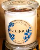 Appalachian Patchouli Candles Lotion