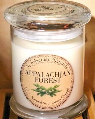 Appalachian Forest Candle Lotion