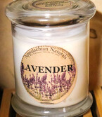 Appalachian Naturals Lavender Soy Lotion Candle