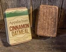 Appalachian Naturals Cinnamon Oatmeal Soap