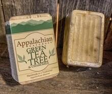 Appalachian Green Tea Tree Soap