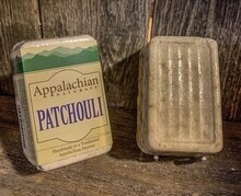 Appalachian Naturals Patchouli Soap