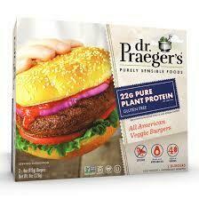 Dr. Praeger All American Veggie Burger