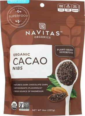 CACAO NIBS ORG