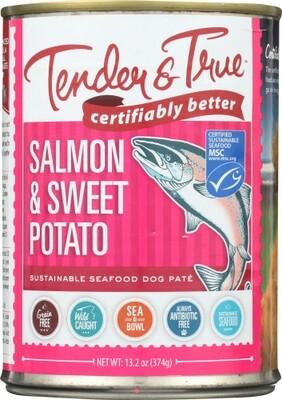 TT MSC Salmon Dog Wet