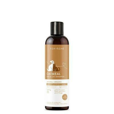k+k Organic Shampoo (Oatmeal)