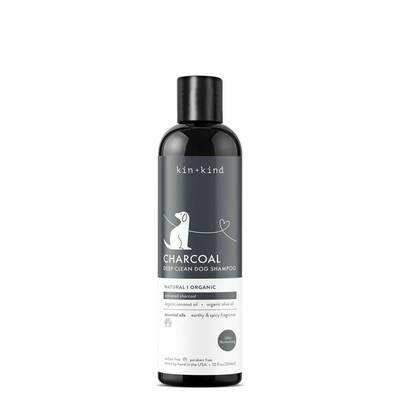 k+k Organic Shampoo (Charcoal)