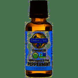 Garden Of Life Essential Oil Peppermint 0.5 Fl Oz