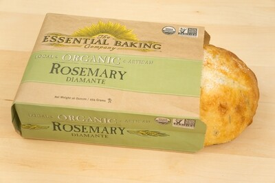 The Essential Baking Rosemary Bread