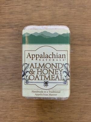 Appalachian Cinnamon Oatmeal Soap