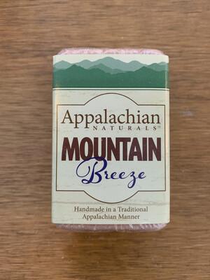 Appalachian Naturals Mountain Breeze Soap