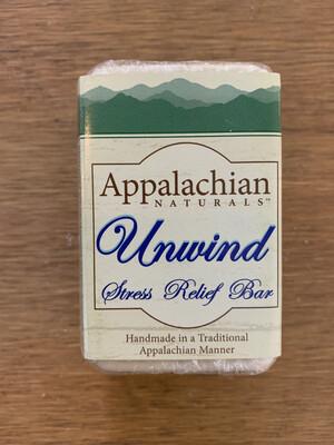 Appalachian Naturals Unwind Stress Relief Soap