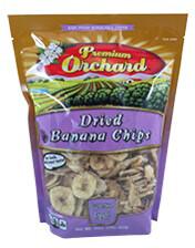 Premium Orchard Dried Banana Chips