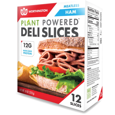 Ham Slices Worthington