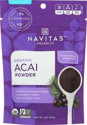 Navitas Organic Acai Powder