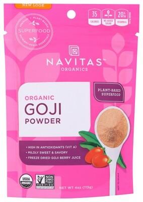 Navitas Organic Goji Powder