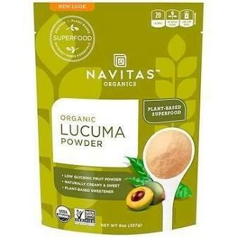 Navitas Organic Lucuma Powder 8 oz.