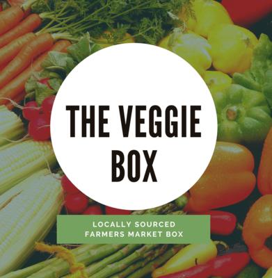 Farmers Market Veggie Box