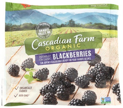 Cascadian Farm Organic Frozen Blackberries