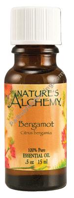 Nature's Alchemy Essential Oil Bergamot