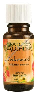 Nature's Alchemy Essential Oil Cedarwood