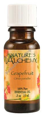Nature's Alchemy Essential Oil Grapefruit