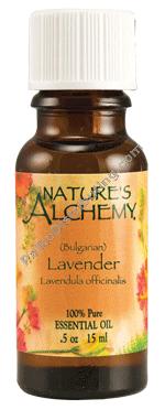 Nature's Alchemy Essential Oil Bulgarian Lavender