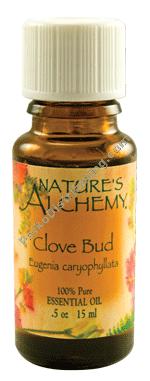 Nature's Alchemy Essential Oil Clove Bud