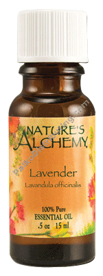 Nature's Alchemy Essential Oil Lavender