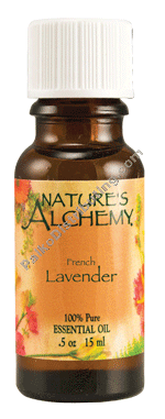 Nature's Alchemy Essential Oil French Lavender