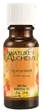 Nature's Alchemy Essential Oil Spearmint