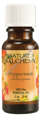 Nature's Alchemy Essential Oil Peppermint