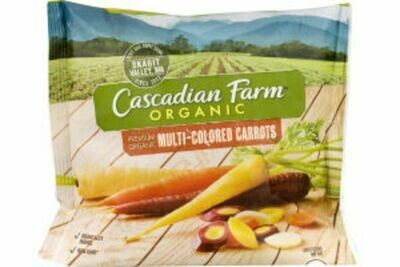 Cascadian Farm Carrots Multi Color