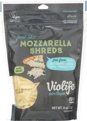 Violife Just Like Mozzarella Shreds Vegan