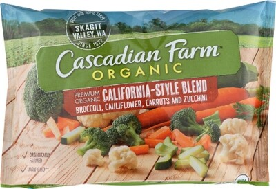 Cascadian Farm Organic California Blend - 10 OZ