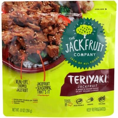 The Jackfruit Co. Teriyaki Jackfruit
