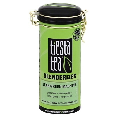 Tiesta Tea Slenderizer Lean Green Machine