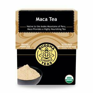 Buddha Tea Organic MacaTea 18 Bags