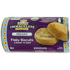Immaculate Baking Organic Flaky Biscuits