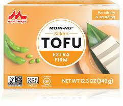 Mori-Nu Organic GF Tofu Extra Firm