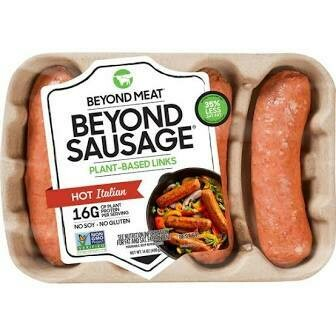 Beyond Meat Hot Italian Plant-Based Sausage